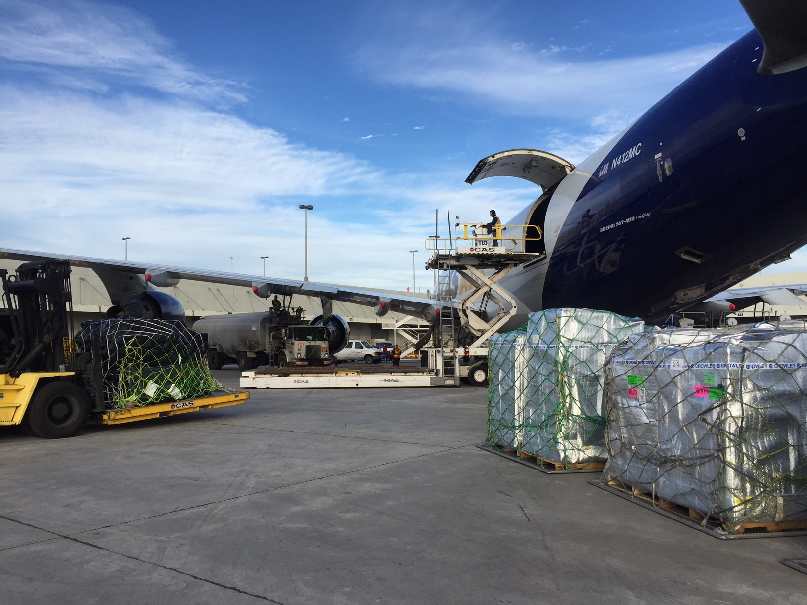 Top Five Advantages Of Air Freight