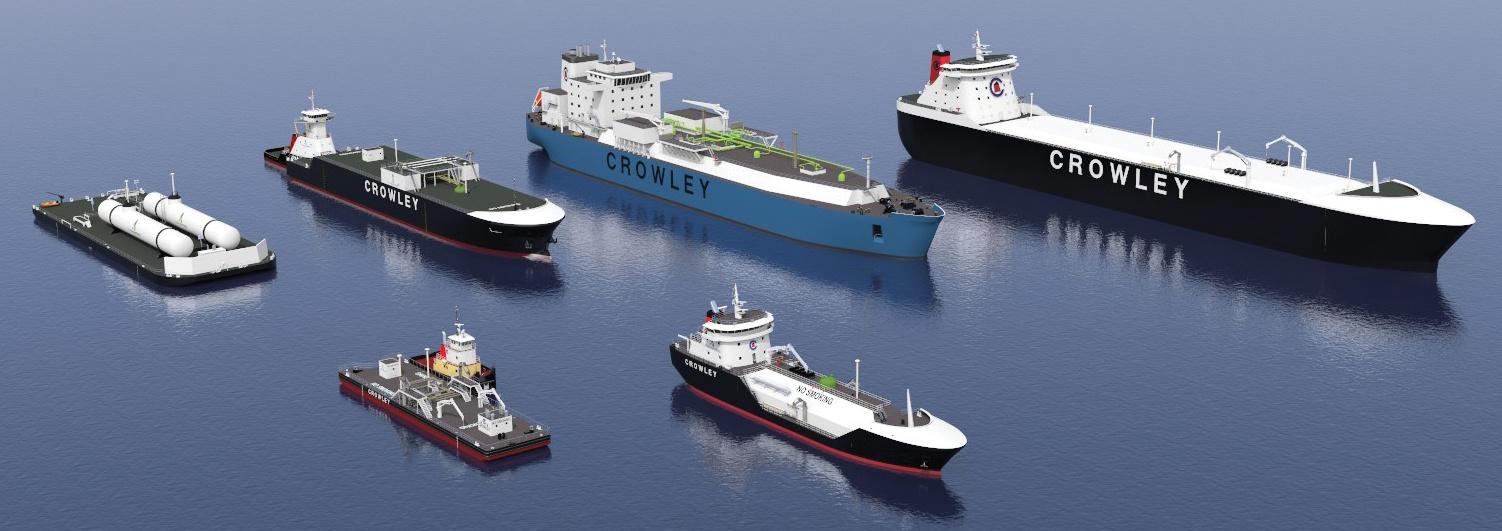 LNG Vessel Concepts