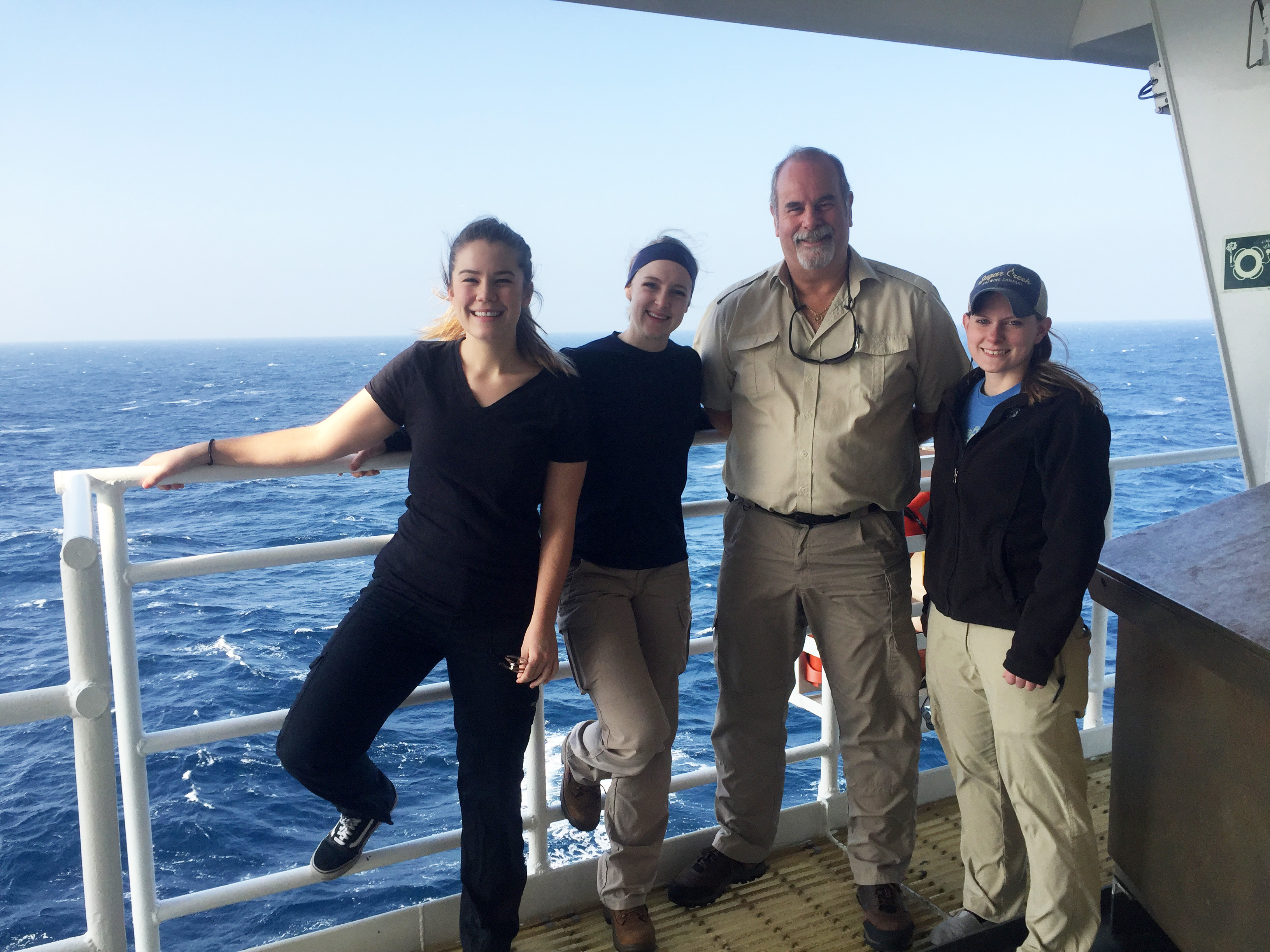 Historic All-Female Bridge Watch on Crowley-Managed Ship Marks Milestone for Women in Maritime