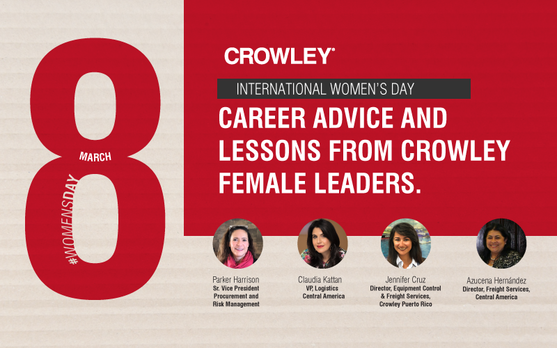 Crowley International Women's Day