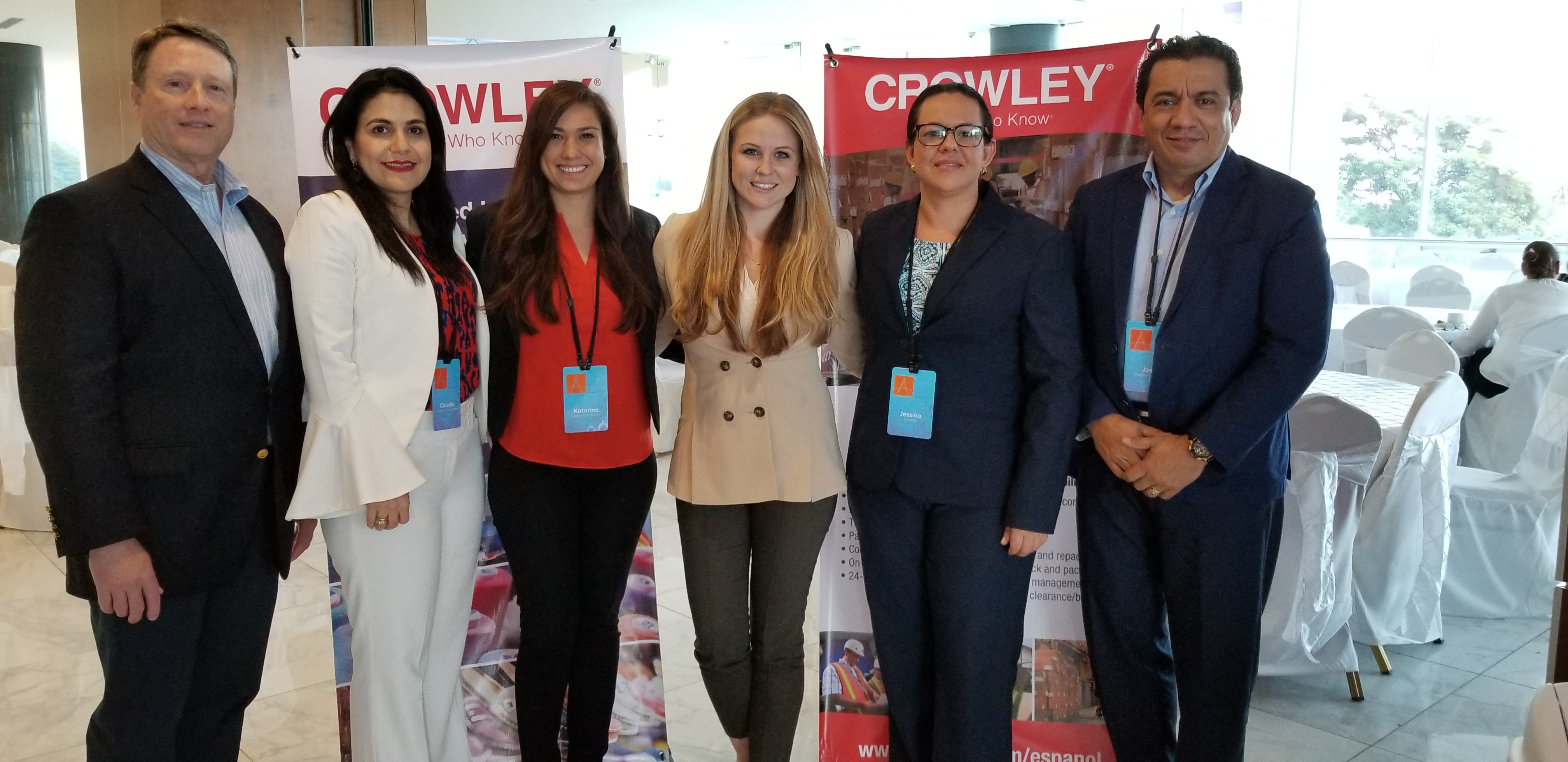 Crowley offers end-to-end, fully integrated supply chain services and management