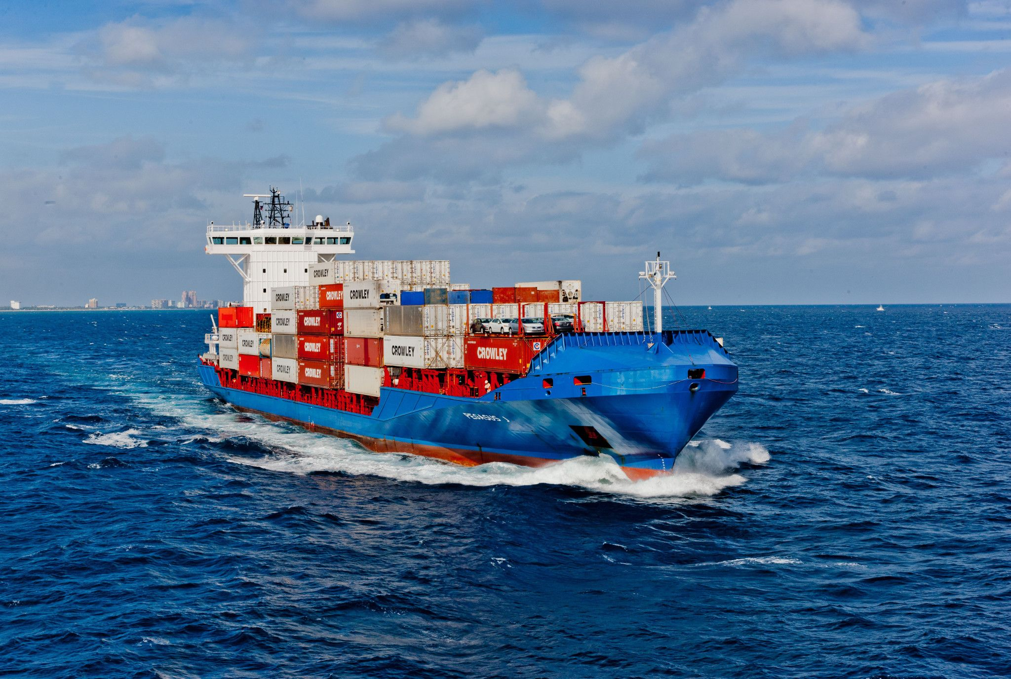 Top Five Advantages of Ocean Freight Shipping